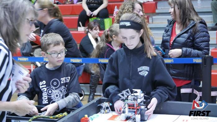 FIRST Lego League | Longwood Youth STEM